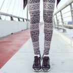 How yoga made tights fashionable?