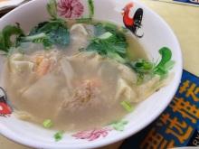 Feifei Wanton Mee Dumpling Soup