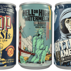 How great designs made craft beer bottles and cans into works of art?