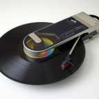 How did the turntable come about?