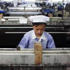 Why are lesser women working in Asia?
