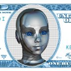 Can AI redistribute wealth for us?