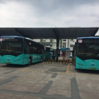 How did Shenzhen build world's largest electric bus fleet?