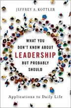 What you didn't know about leadership?