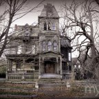 "Would you buy a ""haunted"" house?"