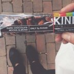 Have you tried a kind bar?