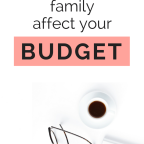 How does your social circle affect your budget?