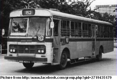 What Is The History Of The Public Bus Service In Singapore A Better Man