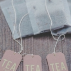 How was the tea bag invented?