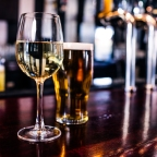 Is beer before wine actually better?