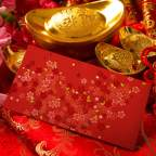 What is the tradition of red packets?