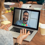 What are the tips for better virtual meetings?