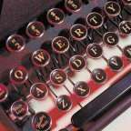 How was the typewriter invented?