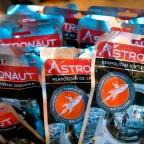 Have you eaten astronaut ice cream?