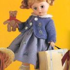 What are dolls used for?