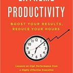 How can you do stuff more productively?