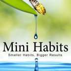 How can you be brave to try mini habits?